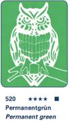 Schmincke Aqua Linoprint - Permanent Green S1