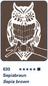 Schmincke Aqua Linoprint - Sepia Brown S1