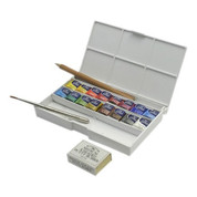 W&N Cotman Watercolour - Deluxe Sketchers' Pocket Box
