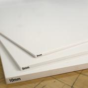 Foamboard - White 5MM (Packs of 10)