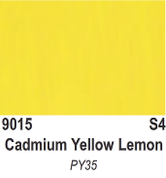 Atlantis Artist Oils - Cadmium Yellow Lemon S4