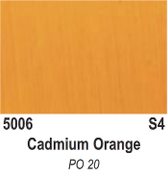 Atlantis Artist Oils - Cadmium Orange S4
