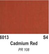 Atlantis Artist Oils - Cadmium Red S4