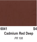 Atlantis Artist Oils - Cadmium Red Deep S4