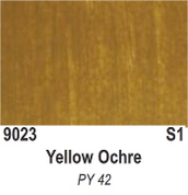 Atlantis Artist Oils - Yellow Ochre S1
