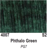 Atlantis Artist Oils - Phthalo Green S2