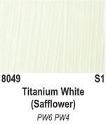 Atlantis Artist Oils - Titanium White (Safflower) S1