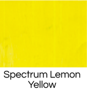 Spectrum Studio Oil - Spectrum Lemon Yellow S1