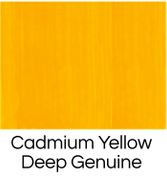 Spectrum Studio Oil - Cadmium Yellow Deep Genuine S3