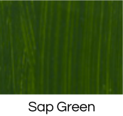 Spectrum Studio Oil - Sap Green S1