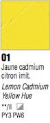 Pebeo XL Oils - Lemon Cadmium Yellow Hue