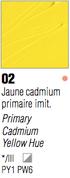 Pebeo XL Oils - Primary Cadmium Yellow Hue
