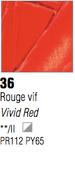Pebeo XL Oils - Vivid Red