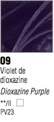 Pebeo XL Oils - Dioxazine Purple