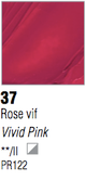 Pebeo XL Oils - Vivid Pink