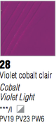 Pebeo XL Oils - Cobalt Violet Light