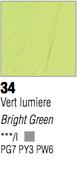 Pebeo XL Oils - Bright Green