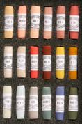 Unison Soft Pastels - Small Portrait Set of 18