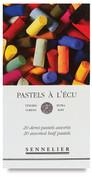 Sennelier Soft Pastels - Set of 20 Half Stick