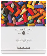 Sennelier Soft Pastels - Set of 40 Half Stick