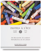 Sennelier Soft Pastels - Set of 24 Full Stick