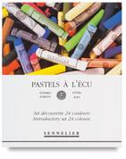 Sennelier Soft Pastels - Set of 24 Full Stick