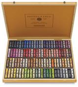 Sennelier Soft Pastels - Portrait Wooden Box Set of 100