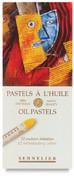 Sennelier Oil Pastels - Set of 12 Introductory Colours
