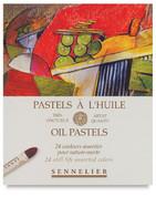 Sennelier Oil Pastels - Set of 24 Still Life Colours