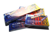 Inscribe Gallery Oil Pastel Set of 48