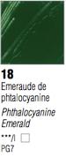 Pebeo XL Oils - Phthalocyanine Emerald