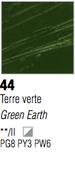 Pebeo XL Oils - Green Earth