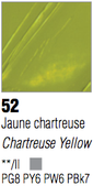 Pebeo XL Oils - Chartreuse Yellow