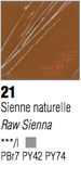 Pebeo XL Oils - Raw Sienna