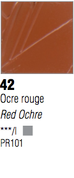 Pebeo XL Oils - Red Ochre