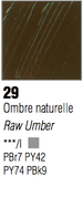 Pebeo XL Oils - Raw Umber