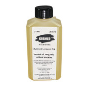 Kremer - Refined Linseed Oil/Varnish