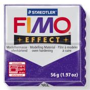 Staedtler Fimo Effect - Glitter Purple