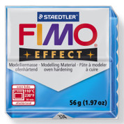 Staedtler Fimo Effect - Translucent Blue