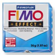 Staedtler Fimo Effect - Translucent Blue