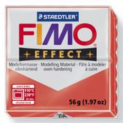 Staedtler Fimo Effect - Translucent Red