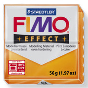 Staedtler Fimo Effect - Translucent Orange