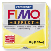 Staedtler Fimo Effect - Translucent Yellow