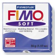 Staedtler Fimo Soft - Brilliant Blue
