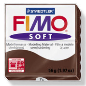Staedtler Fimo Soft - Chocolate