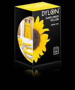 Dylon Machine Fabric Dye - 350gsm + Salt - Sunflower Yellow