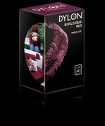 Dylon Machine Fabric Dye - 350gsm + Salt - Burlesque Red