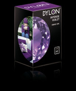Dylon Machine Fabric Dye - 350gsm + Salt - Intense Violet