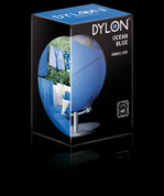 Dylon Machine Fabric Dye - 350gsm + Salt - Ocean Blue