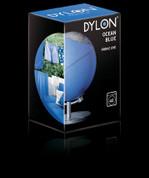 Dylon Machine Fabric Dye - 350gsm + Salt - Ocean Blue